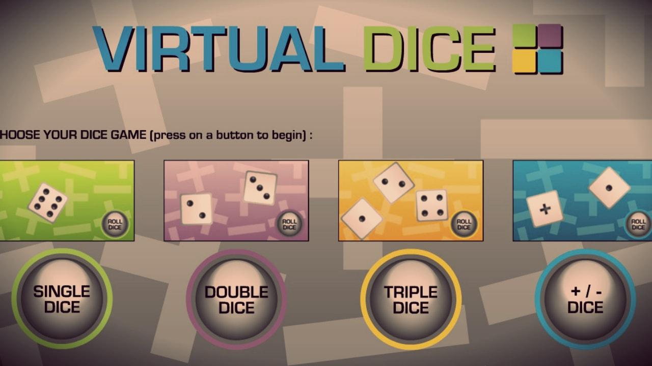 wirtualne kostki do gry