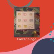 Naklejkowe Easter Games
