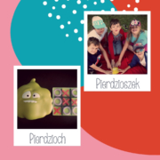 Gra Pierdzioszek na zajęciach językowych