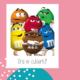 Kolorowe cukierki grą językową