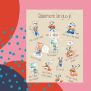 Mówienie po angielsku na lekcji