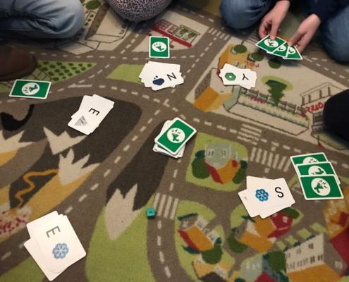 Gra powtórkowa - idealna do każdego języka