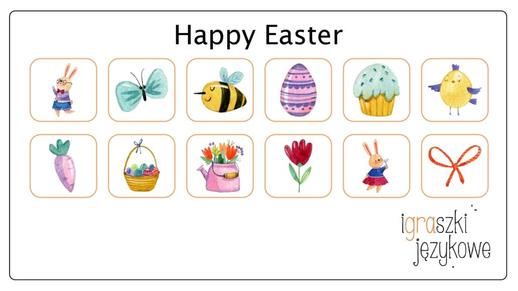 Easter worksheets_flashcards