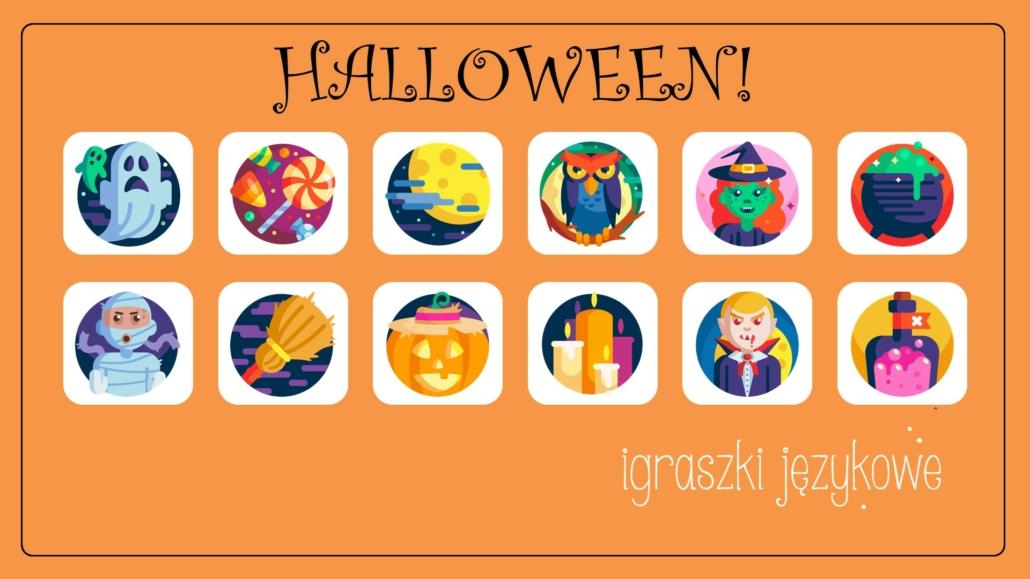 Halloween flashards