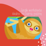 Jungle worksheets