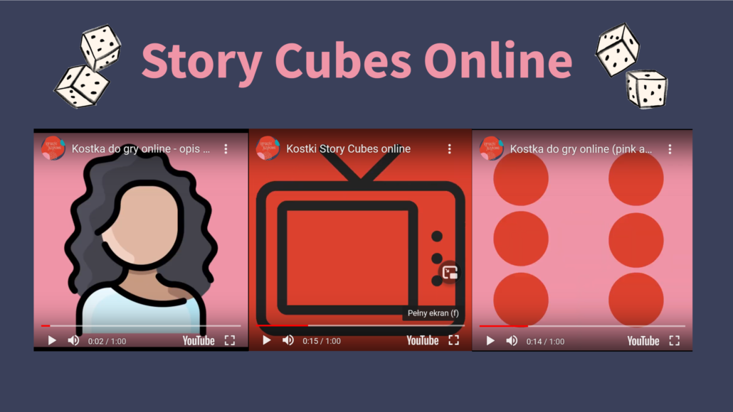 Story Cubes Online